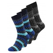 JACK & JONES Patterned Socks Man Svart