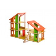 Plan Toys Chalet Dollhouse without Furniture