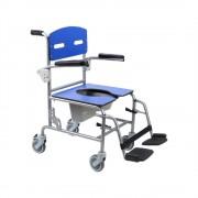Orthos XXI Cadeira de Banho e Sanitária Inox Antarctic - Orthos XXI