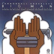 Unbranded Julian Cannonball Adderley - Big Man : La légende de John Henry [CD] USA import
