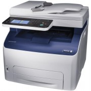 Multifunctional color Xerox WorkCentre 6027V_NI, laser color, A4, Fax, ADF, Wireless, Cablu USB inclus