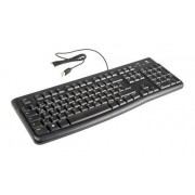 Logitech Tastiera Cablato USB , QWERTZ Standard, 920-002516