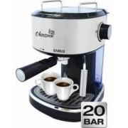 Espressor de cafea Samus Obsession 20 850W 20 bari 1.2L Negru-Inox