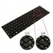 Tastatura Laptop Samsung NP300E5V layout UK + CADOU