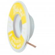 Malla Desoldante Proskit 1.5mm X 1.5m 8pk-031a Cobre Flux