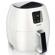 Уред за мултифункционално готвене Philips Avance Collection Airfryer XL, Технология Rapid Air, 1.2 кг, Бял, HD9240/30