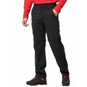 Jack Wolfskin Outdoor-Hose für IHN «Overland zip away», schwarz