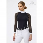 Cavalliera Riding Show Shirt Contessa Long Sleeve