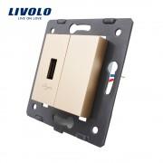 Modul priza USB LIVOLO