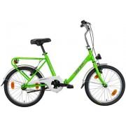 """Bicicleta pliabila Good Bike Genny, Roti 20"""" (Verde)"""