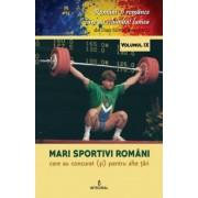 Marii sportivi ai Romaniei care au concurat si pentru alte tari