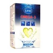 Omega 3 Lysi Saga Sanatate 80cps
