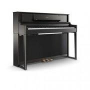 Roland LX705-CH Piano digital negro carbon - EXPOSICION