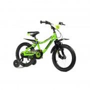 Bicicleta copii Kawasaki KBX green 12 ATK Bikes