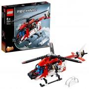LEGO Technic 42092 Reddingshelikopter (4116957)