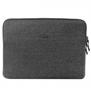 Puro Secure Laptop Sleeve - 13 - Grey