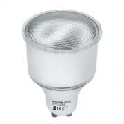 Energiatakarékos izzó, spot, 11W, GU10, melegfehér