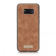 Samsung Plånboksfodral till Samsung Galaxy S8 Plus, brun