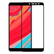 FULL SCREEN Protetor de vidro temperado Xiaomi Redmi S2 Full Screen 3D