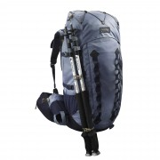 FORCLAZ Mochila de Montaña y Trekking, , Trek900 50+10L, Funda Impermeable, Mujer