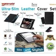 Promate Weave Ultra-Slim Leather Cover Set for