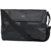 Puma Ferrari LS Small Satchel Sling Bag(Black, 2 L)