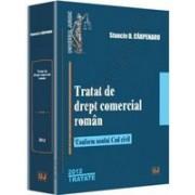 Tratat de drept comercial roman. Conform noului Cod civil
