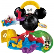 Casa de Mickey Play set de lujo Fisher Price Y2311-Multicolor
