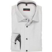 ETERNA Modern Fit Hemd Extra langer Arm (68cm) grau