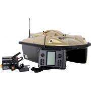 Zavážacia loďka PRISMA 5 AKU sonar +GPS + 24 000mAh aku