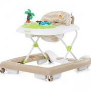 Бебешка проходилка 3в1 Chipolino Джоли, беж лъвче, 350757