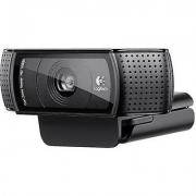 Logitech HD Pro Webcam C920 Full HD webcam 1920 x 1080 pix Clip mount
