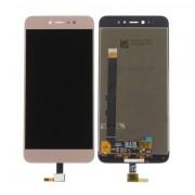 Display/LCD touch para Xiaomi Redmi Note 5A, Dourado