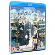 The Girl Who Leapt Through Time Blu-ray