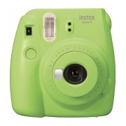 Focus Fujifilm Instax Mini 9 Kamera - Lime