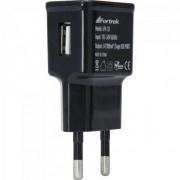 Fonte de Energia USB 1 Portas 1A UPK-101 Preto Fortrek