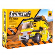 Set constructie Engineering Construction Ausini, 115 piese