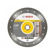 Disc diamantat Bosch Standard for Universal Turbo 115 mm
