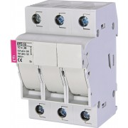 Separator pentru siguranțe fuzibile 32A 690V EFD 10 3p