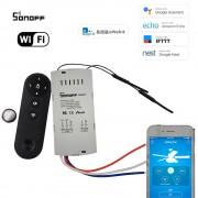Sonoff IFan02 WiFi inteligentný stropný ventilátor s osvetlením