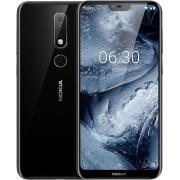 Nokia 6.1 Plus - 64GB - Black - Dual Sim