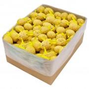 vidaXL Мастни топки с мрежички за диви птици, 200 бр, 90 гр