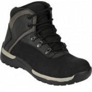 Udenchi UD610BLACK Steel Toe Safety Boots For Men(Black)