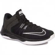 Nike Men's Air Versitile Ii Black Sports Shoes