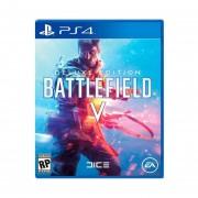 Ps4 Juego Battlefield V Deluxe Edition Compatible Con Playstation 4