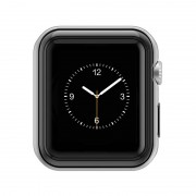 Husa de protectie Silicon Hoco Apple Watch 42mm - Negru