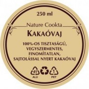 Nature Cookta Kakaóvaj - 250g