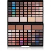 Makeup Revolution Pro HD Eyes & Contour paleta de sombras de ojos y polvos para contornear el rostro con iluminador 60,5 g