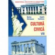 Cultura civica. Manual clasa a VIII-a