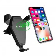 Samsung Bakeey Qi Wireless Car Charger Air Vent Holder For iPhone X 8 8Plus Samsung S8 Note 8